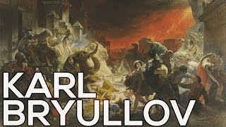 Karl Bryullov: A collection of 164 paintings (HD)