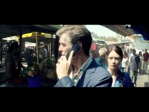 The November Man -- Featurette with Pierce Brosnan & Luke Bracey -- Regal Cinemas [HD]