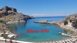 Rhodos 2016 Greece Holiday