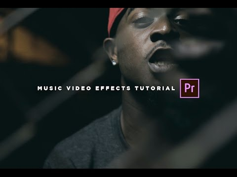 Music Video Effects Tutorial (NO PLUGINS REQUIRED)