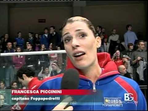 foppapedretti bergamo-busto arsizio 2010/2011 francesca piccinini interview