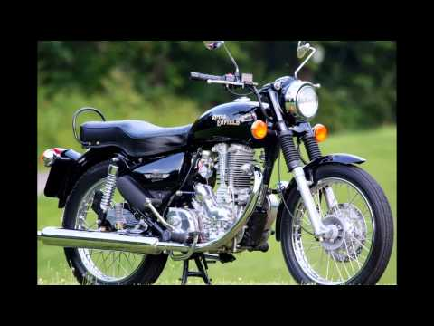 Royal Enfield Bullet 350 Twinspark IN ALL ANGLES