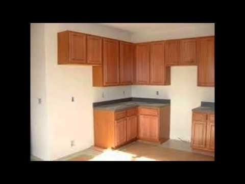 Prefab Kitchen Cabinets - YouTube