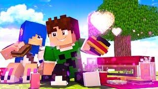 O CASAL DO BEDWARS !! - Minecraft (Com MoonKase)