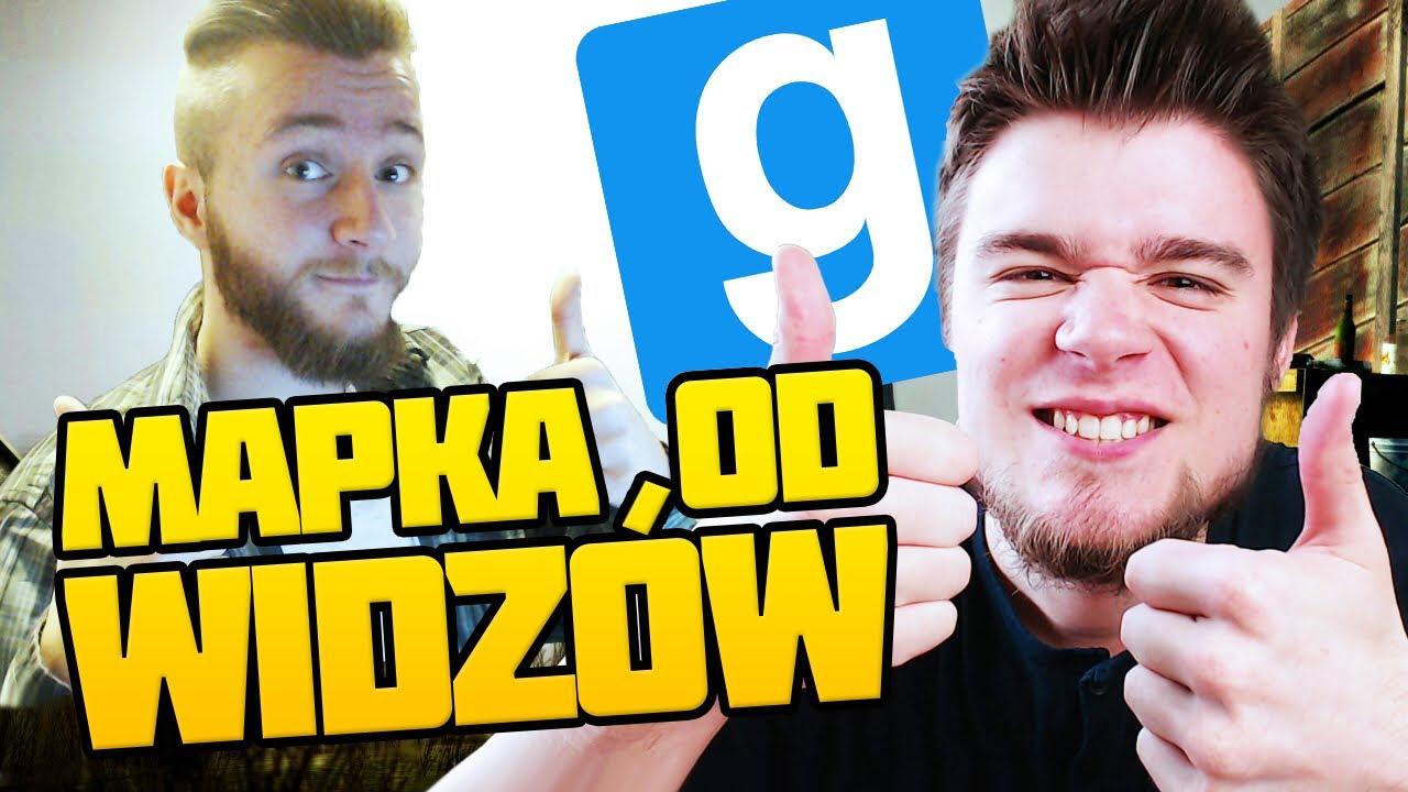 MAPA OD WIDZÓW! | Garry's mod (W: EKIPA) #713 – Hide & Seek [#62] #Bladii #Po Polsku