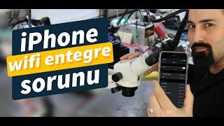 iPhone Wi-Fi, Bluetooth Çalışmıyor (Wi-Fi Entegresi Tamiri)
