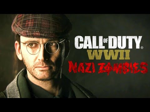 Thumbnail: My First Call of Duty WWII Nazi Zombies Gameplay (Prologue)