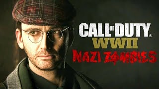My First Call of Duty WWII Nazi Zombies Gameplay (Prologue)