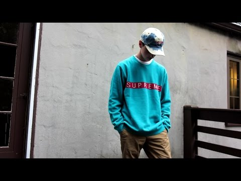 supreme-f/w-16-3rd-drop-pique-stripe-logo-sweater-review-and-fit-+-undercover-collab-thoughts