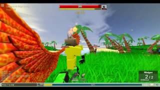 ROBLOX R2DA - HOW TO RANK UP FAST