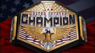 NEW UNITED STATES CHAMPIONSHIP REVEALED ON RAW! WWE NEW TITLE BELT