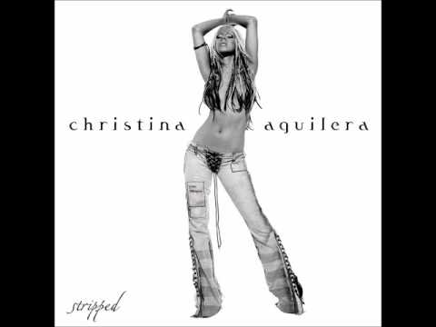 Christina Aguilera Stripped ( Intro )