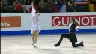 Грузинский танец на льду