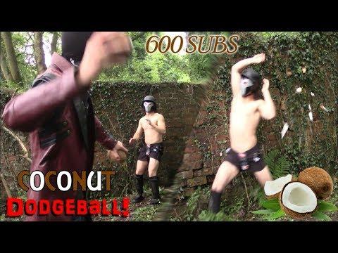600 Subscriber Special! Coconut dodgeball. - vallentedunn