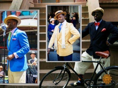 The dandy: Celebrating the exquisite gentleman