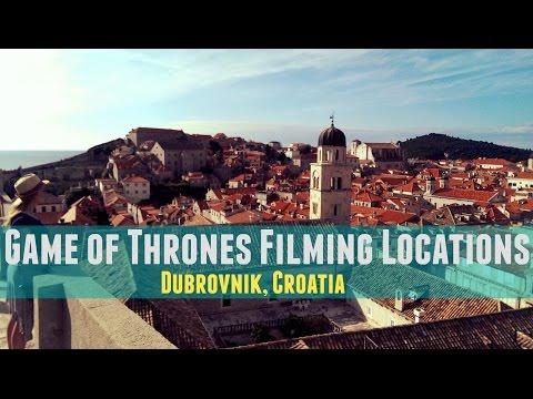 Dubrovnik, Croatia | Game of Thrones Locations