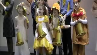 Городской фестиваль «Рождественская песня на немецком языке»