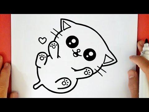איך לצייר דברים חמודים