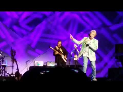 YES featuring Anderson, Rabin, and Wakeman at Ravinia Festival, IL, Fri Sep 7 2018 part 1