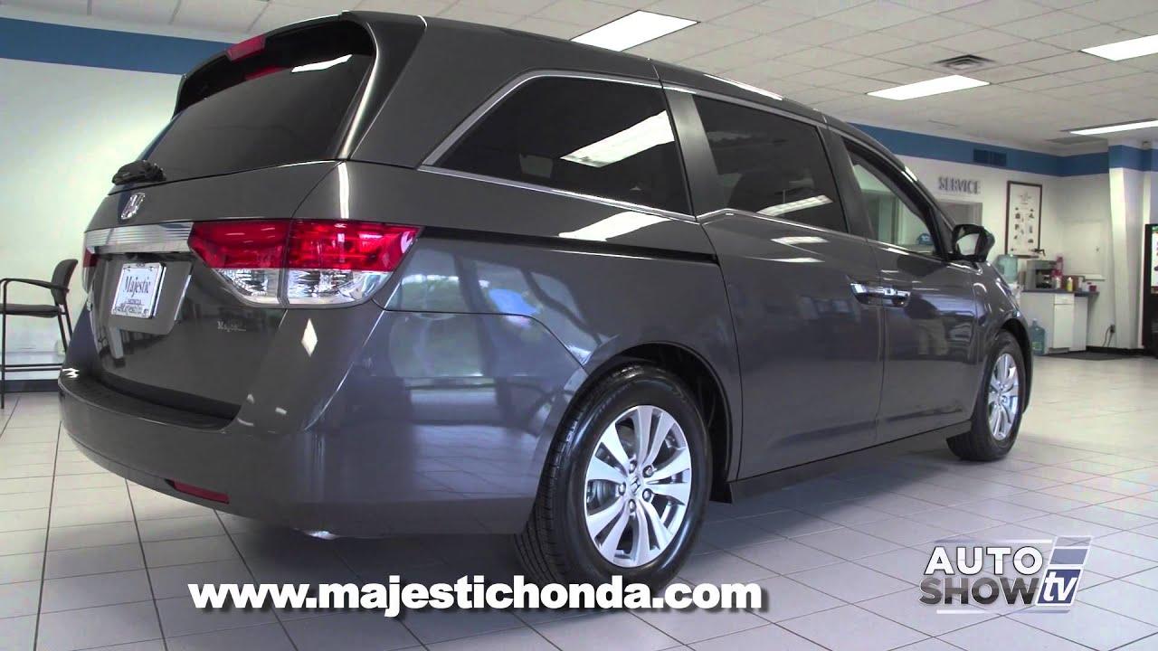 MAJESTIC HONDA 2014 Honda Odyssey - YouTube