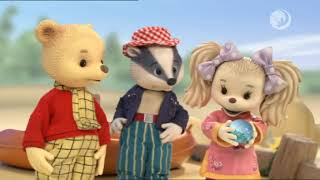 熊寶寶魯伯特 | 魯伯特與雪球 | 兒童卡通 | 兒童影片