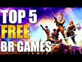TOP 5 Free Battle Royale Games