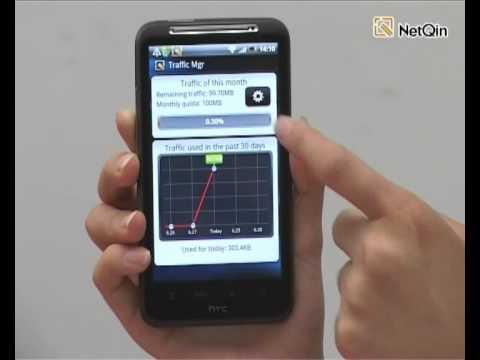NetQin Mobile Security & Antivirus Tutorial (Deutsch)