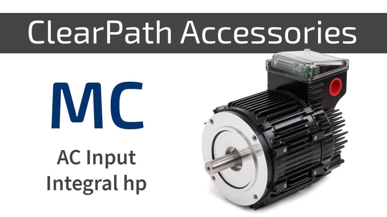 ClearPath MC Servo Integral HP Accessories