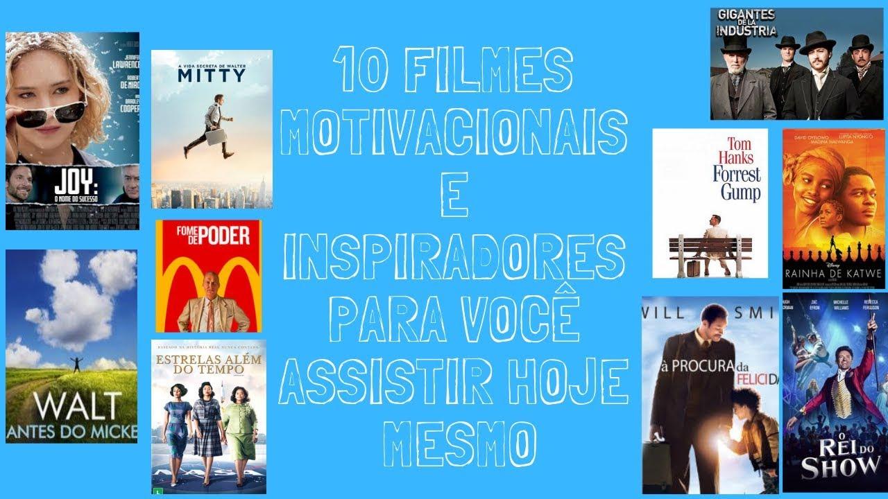 10 Filmes Motivacionais E Inspiradores Para Você