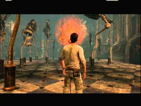 Good Uncharted 3 Mural Puzzle   Align Body Parts   Chapter 11 As Above, So Below    YouTube Part 16