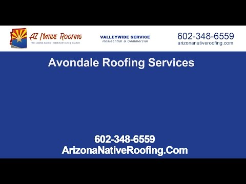 Avondale Roofing Services