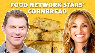 We Ranked Food Network Chefs' Cornbread Recipes   TASTE TEST