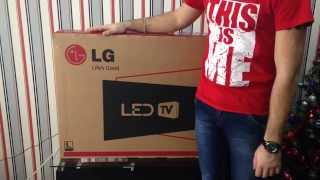 Покупка онлайн из Китая №130 LED Телевизор 42