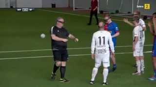 Футбол в Шлемах виртуальной реальночти