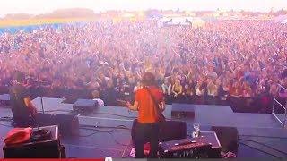 Wohnout - Svaz českých bohémů (live Pražský majáles 2014)