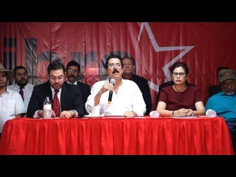 Fracasa diálogo entre gobierno y oposición en Honduras
