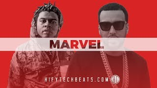 French Montana - Suicide Doors ft. Gunna Type Beat - MARVEL (FIRE INSTRUMENTAL!)