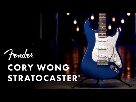 Exploring The Cory Wong Stratocaster   Artist Signature Series   Fender