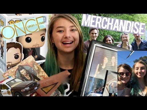 ALL MY ONCE UPON A TIME MERCH 2017 - Mckenna - 7 OUAT Addicts