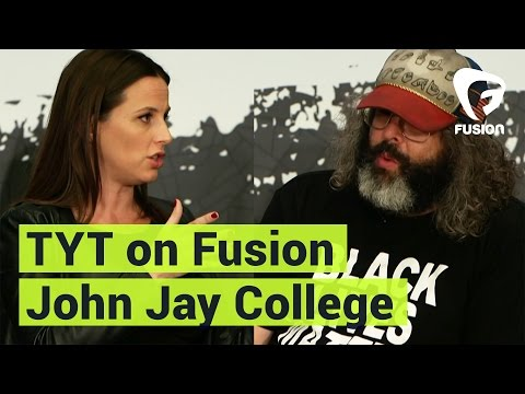 The Young Turks on Fusion | LIVE from John Jay College of Criminal Justice (Full Episode)