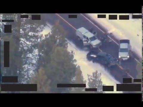 Complete, Unedited Video of Joint FBI and OSP Operation 0126, The Execution of LaVoy Finicum