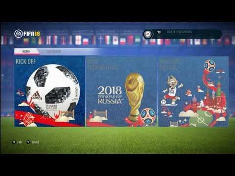 fd97584e506 MWM 22.0.0 World Cup Mod for FIFA 14 - YouTube