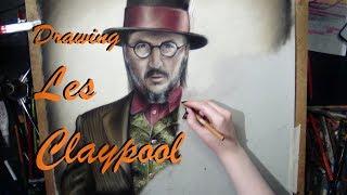 Drawing Les Claypool