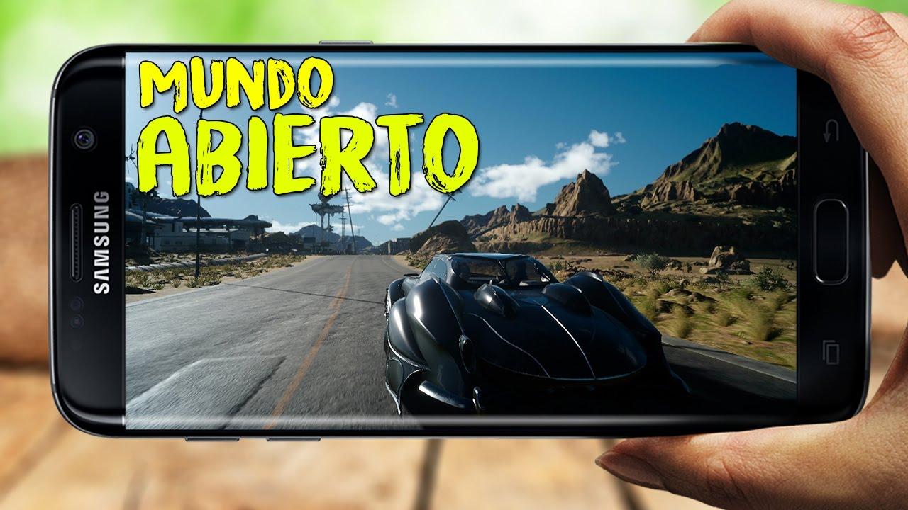 Top 10 Mejores Juegos De Mundo Abierto Para Android 2017