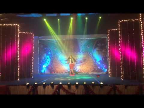 Anushka Sen Dance performance 2016