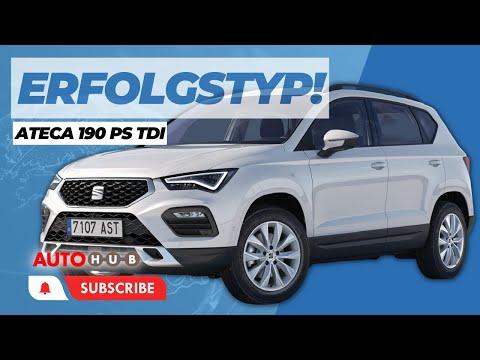 Seat Ateca FR (190 PS Diesel) im Test mit Habby