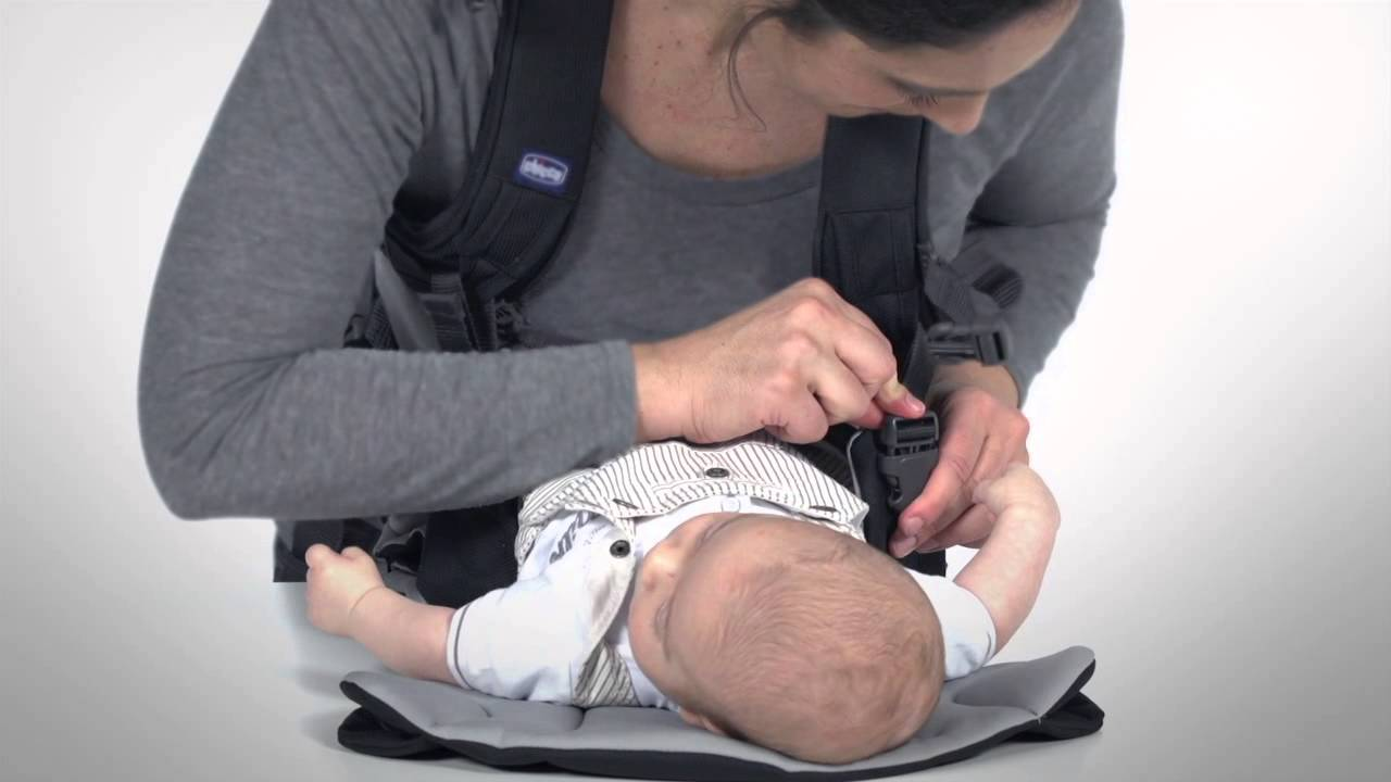 Ergonomic Babycarrier Close To You