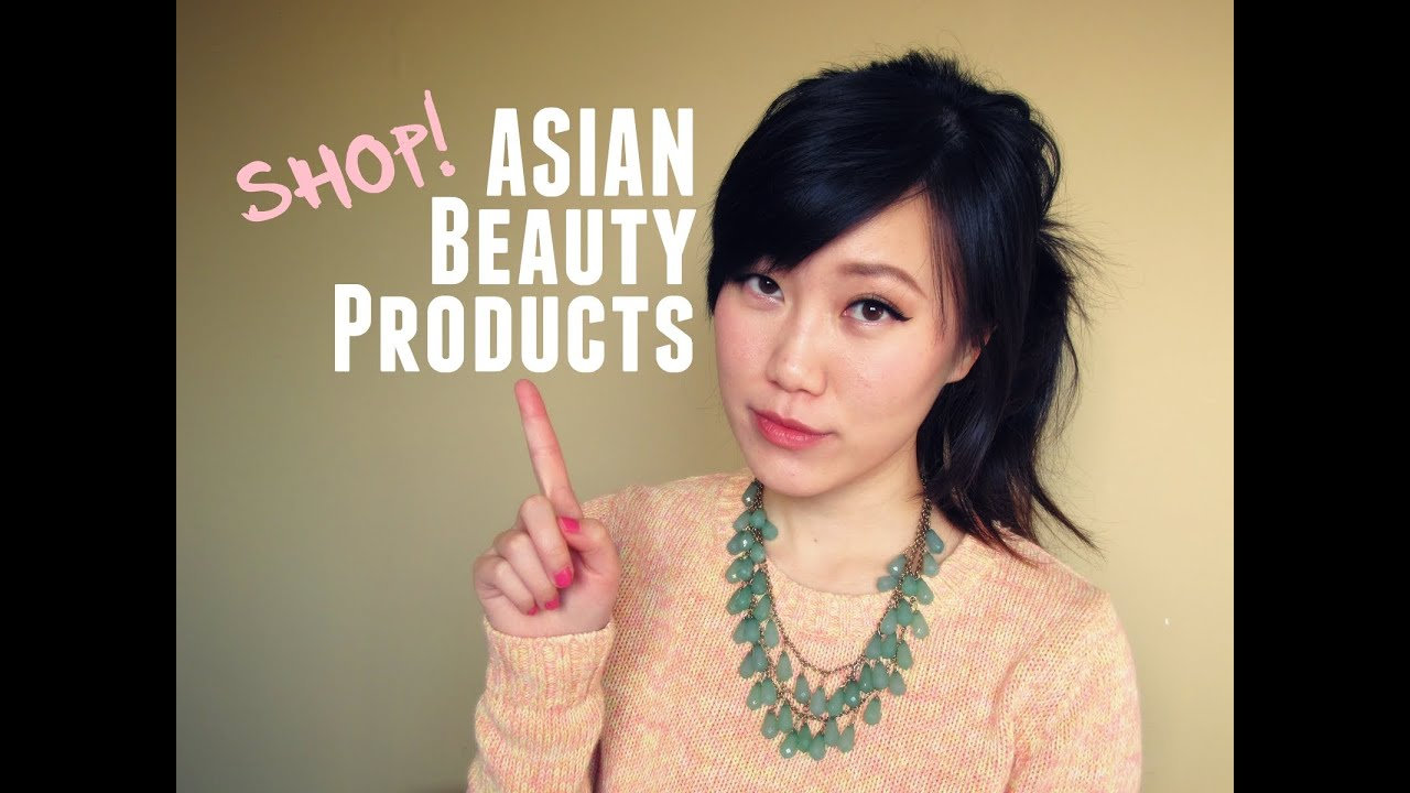 My favourite (online) Asian beauty shops