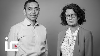 Ugur sahin and ozlem tureci founded the pharmaceutical company biontech which has developed 90 per cent effective coronavirus vaccine.the scientists are ...