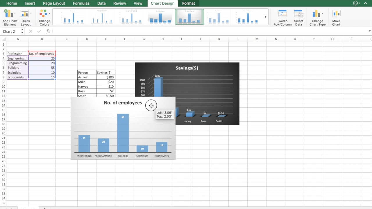 Excel for Dummies - Basic Tutorial of MS Excel